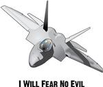 I Will Fear No Evil