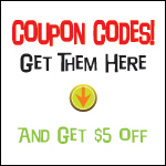 Coupon Codes!