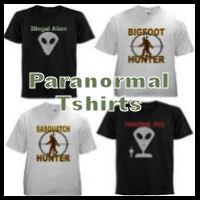 Paranormal Tshirts