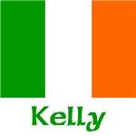 Kelly Irish Flag