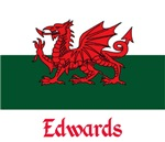 Edwards Welsh Flag