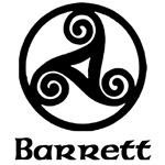 Barrett Celtic Knot