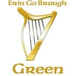 Green Erin Go Braugh