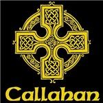 Callahan Celtic Cross (Gold)
