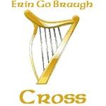Cross Erin Go Braugh
