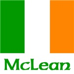 McLean Irish Flag