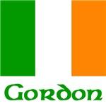 Gordon Irish Flag