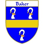 Baker Coat of Arms
