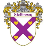 McKinney Coat of Arms (Mantled)