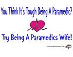 Paramedics Wife