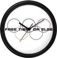 FREE TIBET OR ELSE