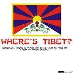 Where's Tibet.  Seriously...