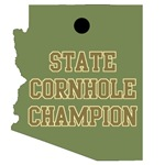 Arizona State Cornhole Champion