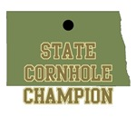 North Dakota State Cornhole Champion