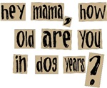 How old are you in Dog Years T-shirts Gifts