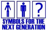 Symbols of the Next Generation