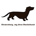 Elementary, my dear Dachshund