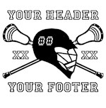 Lacrosse Team Black
