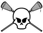 Lacrosse Skull 2