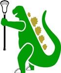 Lacrosse Laxasaurus 1
