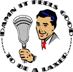 Lacrosse It feels good to be a laxer