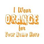 I Wear Orange