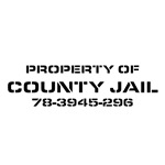 Property Of County Jail