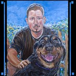 Rottweiler - Sasha and Bob