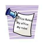 Office Rules T-shirts and Gifts