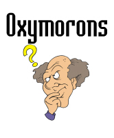 Oxymoron T-shirts and Gifts