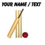 Custom Cricket Wicket