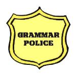 Grammar Police - Goodies