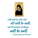 """""""All Will Be Well"""" is in Spiritual/Inspirational"""