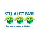 """""""Hot Babe"""" is in Women"""