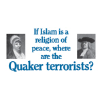 Quaker Terrorists - Apparel