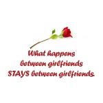 Between Girlfriends - Goodies