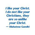 I Like Your Christ - Apparel