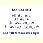 And God Said - Apparel