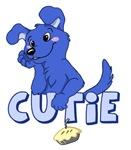 Cutie Pie - Blue