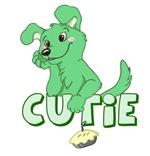 Cutie Pie - Green