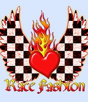 Race Fashion Heart