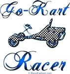 Go-Kart Racer Blue