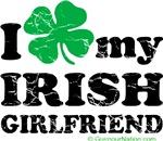 I love (clover) My Irish Girlfriend