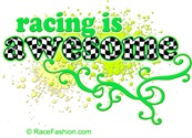 Racing is Awesome