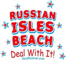 Russian Isles Beach