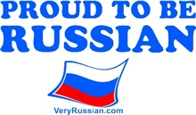 Proud To Be RUSSIAN