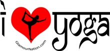 I Love (heart) yoga