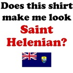 Does This Shirt Make Me Look Saint Helenian?