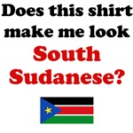 Does This Shirt Make Me Look South Sudanese?