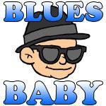 Blues Baby Shirt
